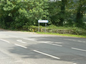 A377 junction large